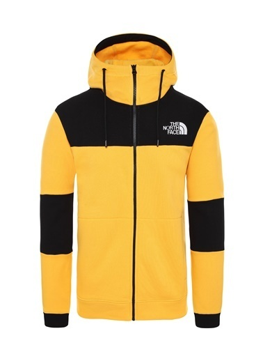 The North Face Sweatshirt Sarı